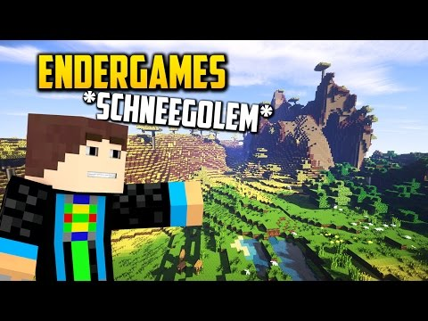 Hey Chucky! :D - Minecraft ENDERGAMES #35 | GommeHD