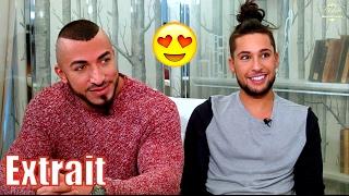 Eddy et Smaïl (La Villa 2): Se sont-ils déjà dis «Je t'aime». Ils répondent !