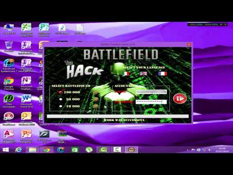 Battle Found Hack v1.0 for Battlefield Play4Free