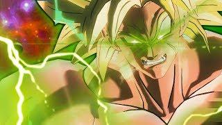 My GOD. BROLY Hits Like a TRUCK! Dragon Ball Xenoverse 2