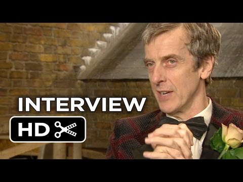 Paddington Interview - Peter Capaldi (2015) - Nicole Kidman Movie HD
