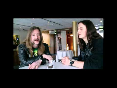Children of Bodom - Interview with Roope Latvala