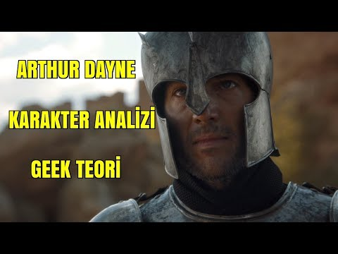 Arthur Dayne Sabah K L C Game Of Thrones Karakter