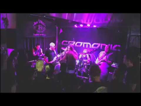 Cromonic Live 2018-08-31 Backstage