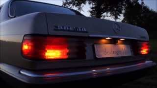 Mercedes-Benz 300 SDL TURBO - W126 - Diesel - FINAL CLIP BEFORE WINTER STORAGE