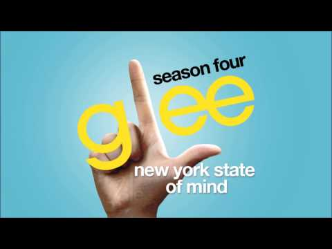 New York State Of Mind | Glee [hd Full Studio] video