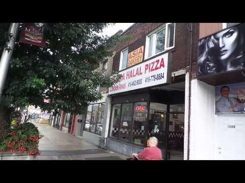 Madina Halal Pizza 1078 Danforth Ave, Toronto