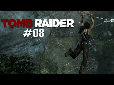 Let's Play Tomb Raider #08 - Zum Funkturm