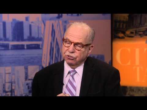City Talk: Sam Roberts, Urban Affairs Correspondent, The New York Times
