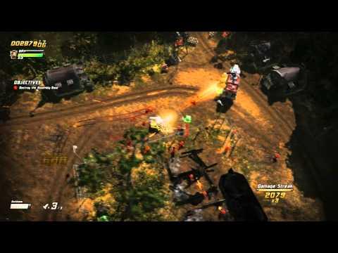 Renegade Ops On Evga Gtx 460 [hd]