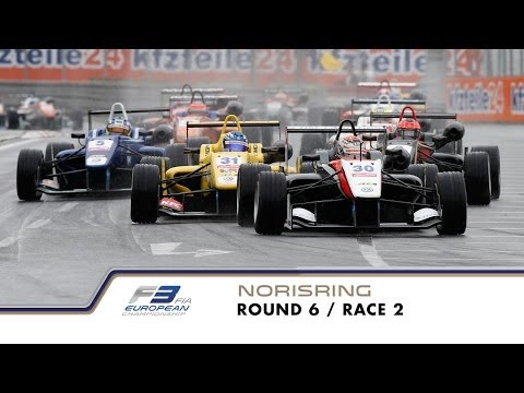 17th race FIA F3 European Championship 2014