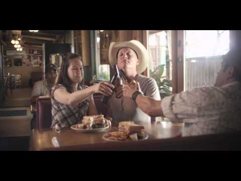 Here's To Me and You Official Music Video - Kevin Fowler