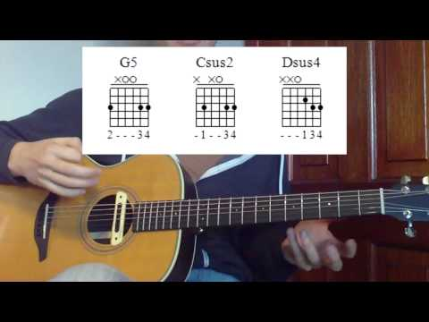 22 - Taylor Swift Guitar Lesson Red Album video