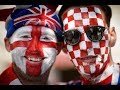 England v Croatia: Fans in London and Zagreb watch World Cup semi-final clash - live!