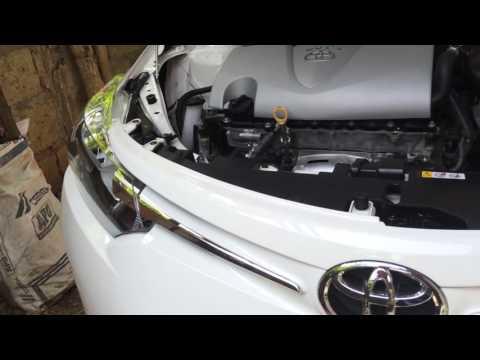 Toyota Vios Dual VVTI 2016 Engine