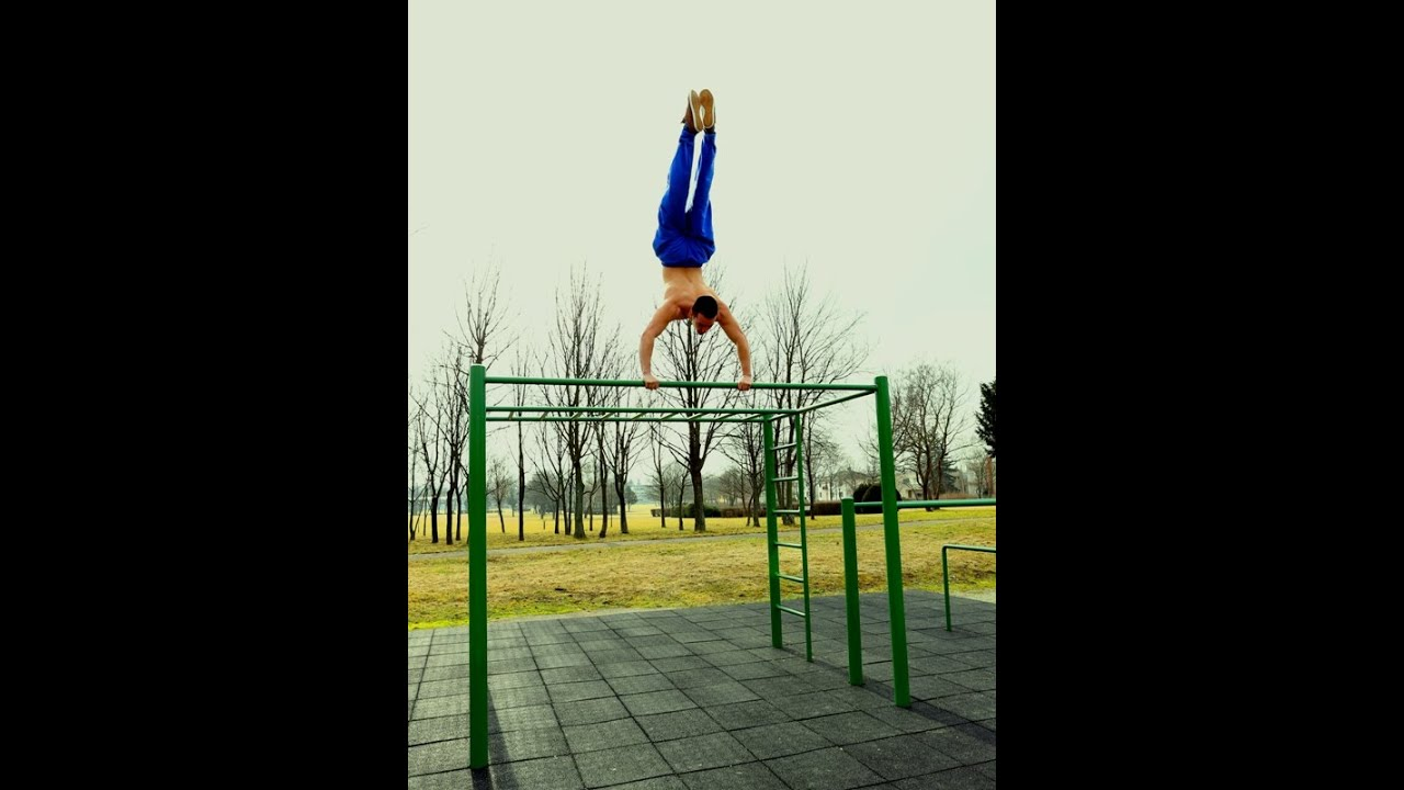 Handstand on The Bar Best