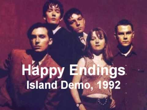 Pulp - Happy Endings