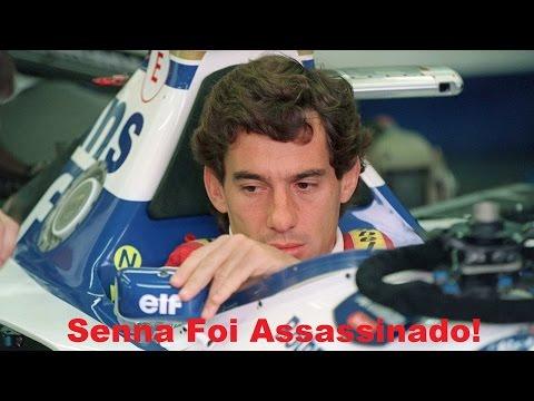 O Assassinato de Ayrton Senna - Saiba a Verdade Sobre Sua Morte