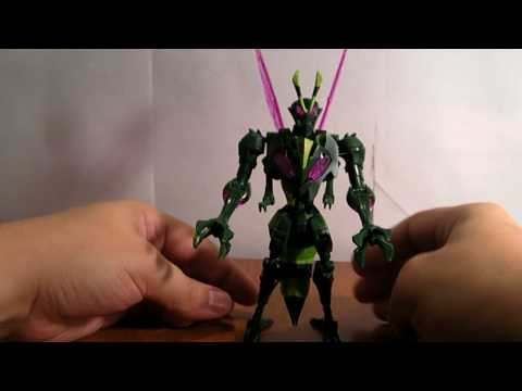 Transformers Animated Deluxe Class Waspinator