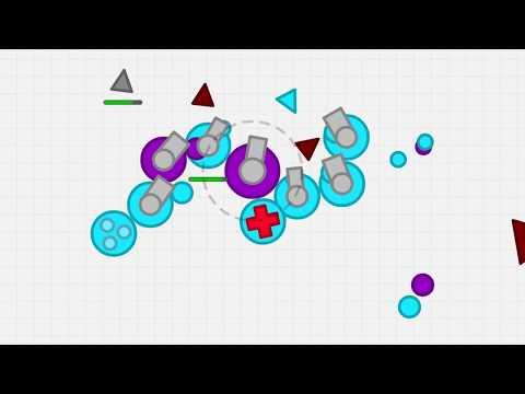 Эволюция ТАНКА! TankSmith.io Новая io Игра