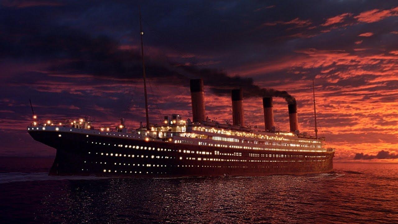 Роман-предсказание фундаментальные совпадения Титана и Титаника