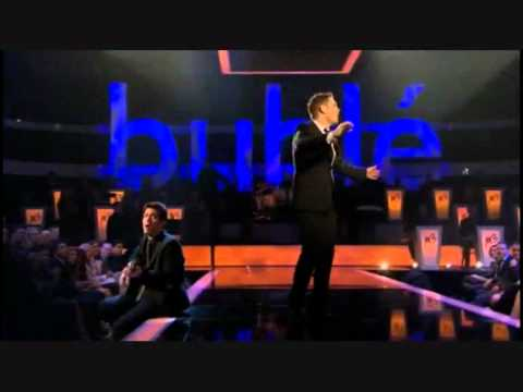 Michael Buble - Home - Acoustic live HD
