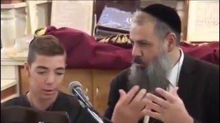 Еврейский подросток умер и воскрес и видел последнее время