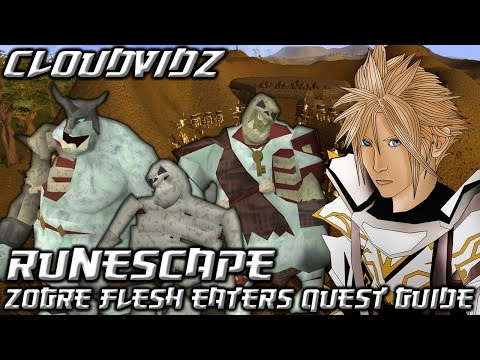 Runescape Zogre Flesh Eaters Quest Guide HD Review Thumbnail