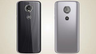 Motorola Moto E5 Plus vs Moto E5 Comparison