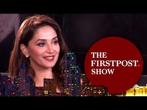 Madhuri Dixit | The Firstpost Show | S01E14