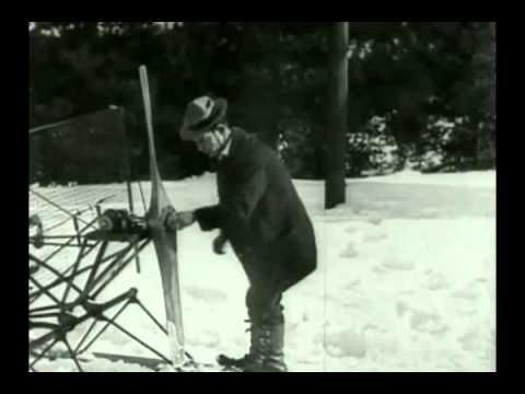 El Polo Norte (The Frozen North,1922) Buster Keaton - Película Completa