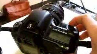 3 FPS Shooting - Canon EOS 10D