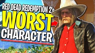 TOP 10 Reasons YOU Should *HATE* MICAH BELL   Red Dead Redemption 2