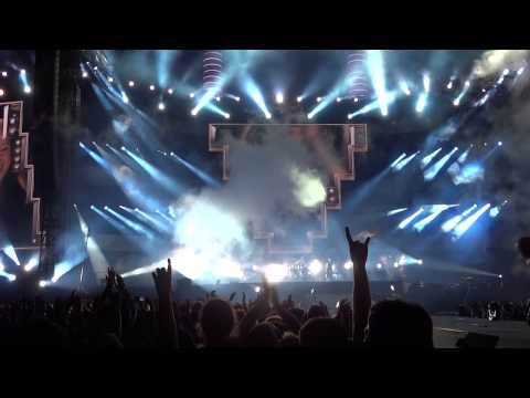MUSE - Almost Full Concert - Estadio Olímpico Lluís Companys Barcelona Spain 06-07-2013 HD 1080p