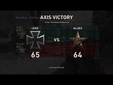 NEW GAME MODE (ONE SHOT) Call of Duty WWII GAMEPLAY #47