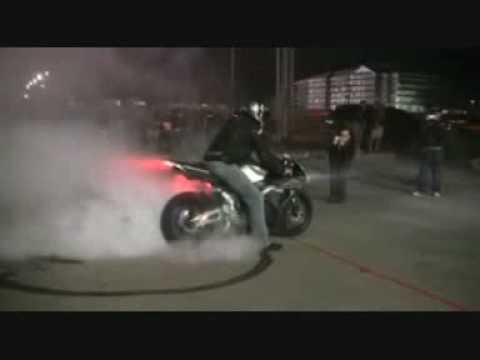 Fristail Stunt video