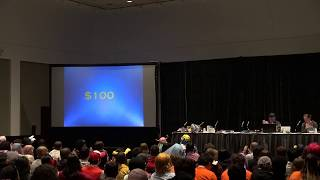 Anime Boston 2018 - Who Wants to be a Millionaire? Anime Style!
