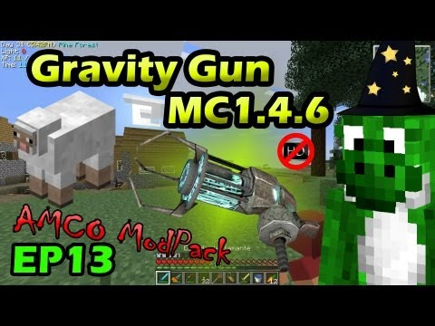 Watch Gravity Gun - AMCO EP13