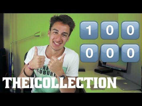 Ma première vidéo ! [100 000 abonnés]
