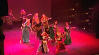 Saidi Stick Dance - Melissa Radway Raqs Sharqi Dancers