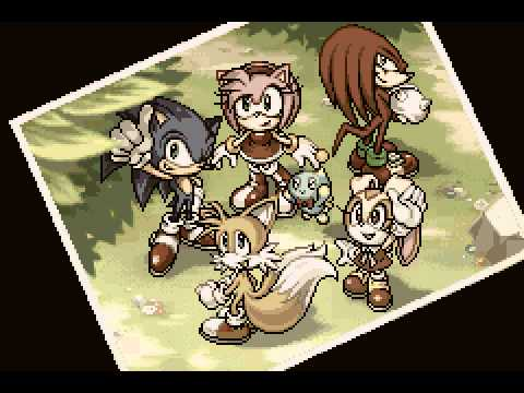 Sonic Advance 3 - Sonic Advance 3 Playthrough (13) - User video