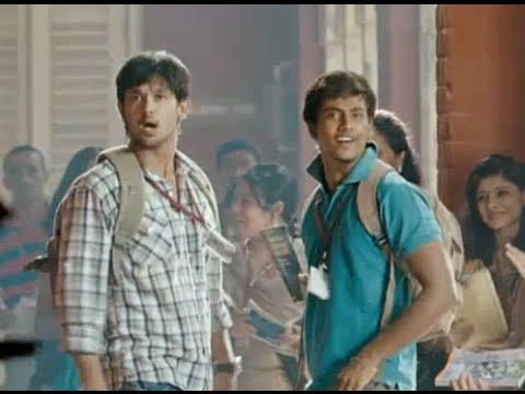 Maaman Machaan Video Song - Vallinam Movie Songs - Nakul, Mrudhula Basker