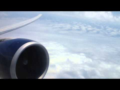 Delta Airlines Boeing 777-200LR Take Off from Sydney Kingsford-Smith International Airport
