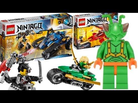 2014 LEGO Ninjago sets: My Thoughts! (Part 1)