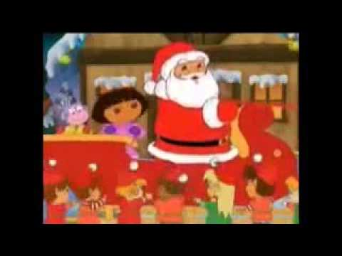 Dora et le pere noel youtube youtube - Oui oui et le pere noel ...