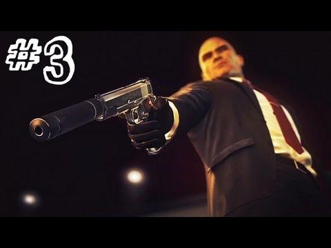 Hitman Absolution Gameplay Walkthrough Part 3 - Terminus - Mission 3