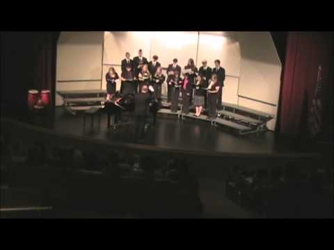 Nekoosa High School Madrigal/Jazz Ensemble Informance 2012
