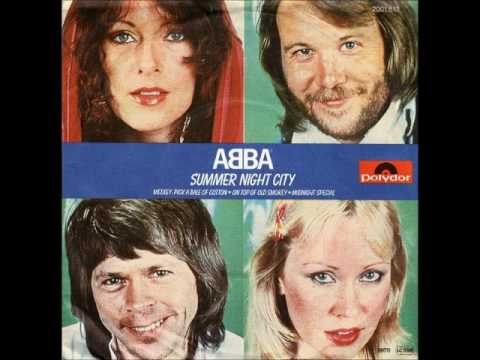 Abba - Medley: Pick A Bale Of Cotton/On Top of Old Smokey/Midnight Special