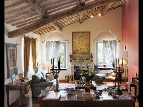 Le case di lorenzo un casale a orvieto essenziale e for Case moderne classiche