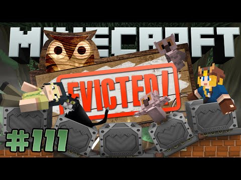 Minecraft: Evicted! #111 - Pirate Battles! (yogscast Complete Mod Pack) video